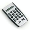 Pythagoras Calculator in silver