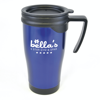 Dali Travel Mugs in blue