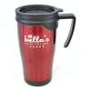 Dali Travel Mugs in red