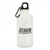 Pollock Sports Bottles in white