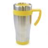 Oregan Travel Mugs in yellow