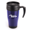 Marco Travel Mugs in blue