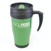 Polo Plus Travel Mugs in green