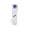 Tang 450Ml Single Walled Tritan Plastic Water Bottle in blue