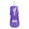 Fold up bottle in purple