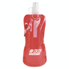 Fold Up Bottle in red