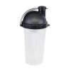Plastic Shaker in black