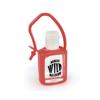 Mini Sanitizer in red