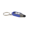 Iota Plastic Touch Screen Stylus And Screen Cleaner in blue
