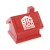 House Shaped Money Box in red
