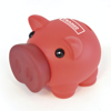 Rubber Nose Piggy in red
