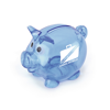 Piglet Bank in blue