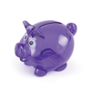 Piglet Bank in purple
