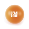 Ball 60Mm Stress Ball in orange