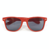 Sunglasses in red