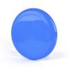 Frisbee in blue