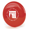 Frisbee in red