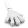 Hand Clapper in white