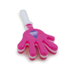 Large Hand Clapper in pink