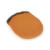 Foldable Frisbee Flying Disc in orange