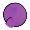 Foldable Frisbee Flying Disc in purple