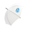 Rockfish 28 Inch Automatic Golf Umbrella in white