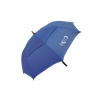 Sevier 30 Inch Double Canopy Automatic Golf Umbrella in navy-blue