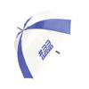 Square 29 Inch Square Manual Golf Umbrella in blue