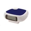 Colour Pedometer in blue-screen