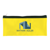 Nylon Pencil Case in yellow