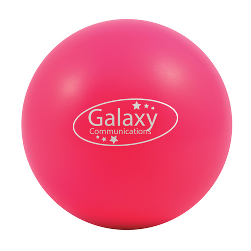 Stress Ball in pink