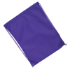 Eco-Friendly Drawstring Bag in purple