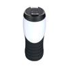 Tracker Mug in white-and-black