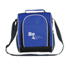 Insulated Lunch Bag in blue