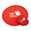 Fold-Up Frisbee in red