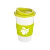 Americano Mug in white-mug-lime-grip-and-lid