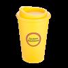 Americano Mug in yellow