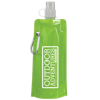 Foldable Sports Bottle in lime