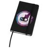 Soft Feel Notebook in black