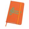 Soft Feel Notebook in orange