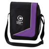 Magnum Messenger Bag in purple