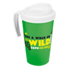Americano Grande Thermal Mug in green