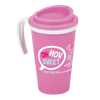 Americano Grande Thermal Mug in pink