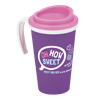 Americano Grande Thermal Mug in purple