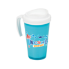 Americano Grande Thermal Mug in trans-cyan