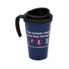 Americano Grande Thermal Mug in trans-dark-blue