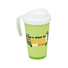 Americano Grande Thermal Mug in trans-lime