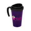 Americano Grande Thermal Mug in trans-purple