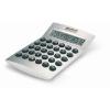 Basics 12-digits calculator in matt-silver