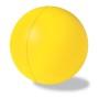Anti-stress ball                in yellow